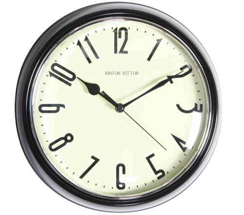 Sutton Wall Clock Hidden Camera