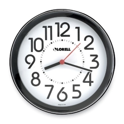Wall Clock Hidden Camera1