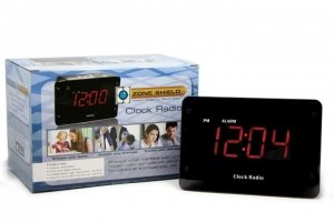 clock radio hidden camera 4