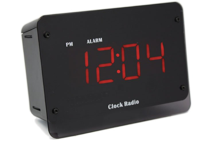 clock radio hidden camera 5